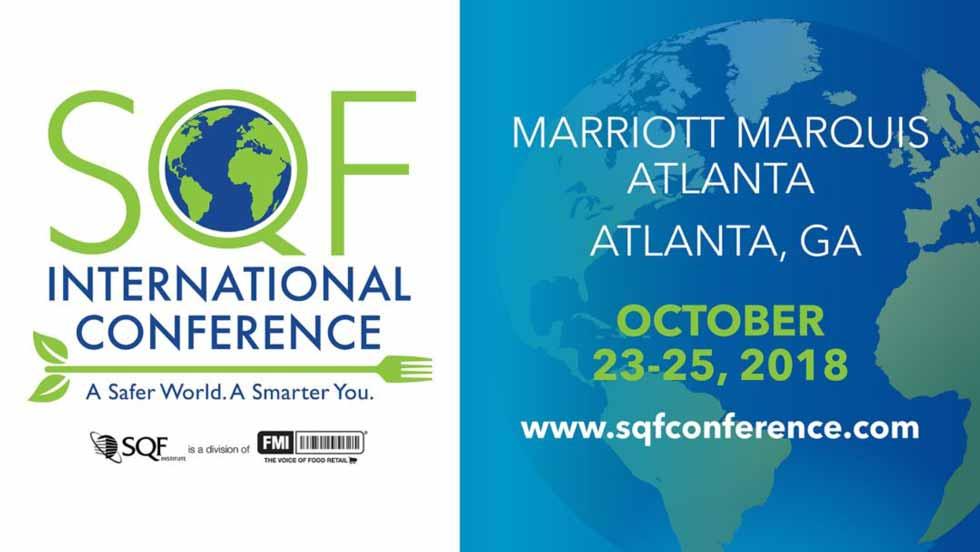 SQF Conference 2018